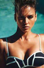 JESSICA ALBA in Shape Magazine, June 2015 Issue