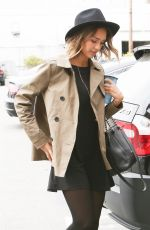 JESSICA ALBA Out and About in Los Angeles 05/14/2015