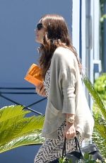 JESSICA BIEL Out and About in Hollywood 05/28/2015