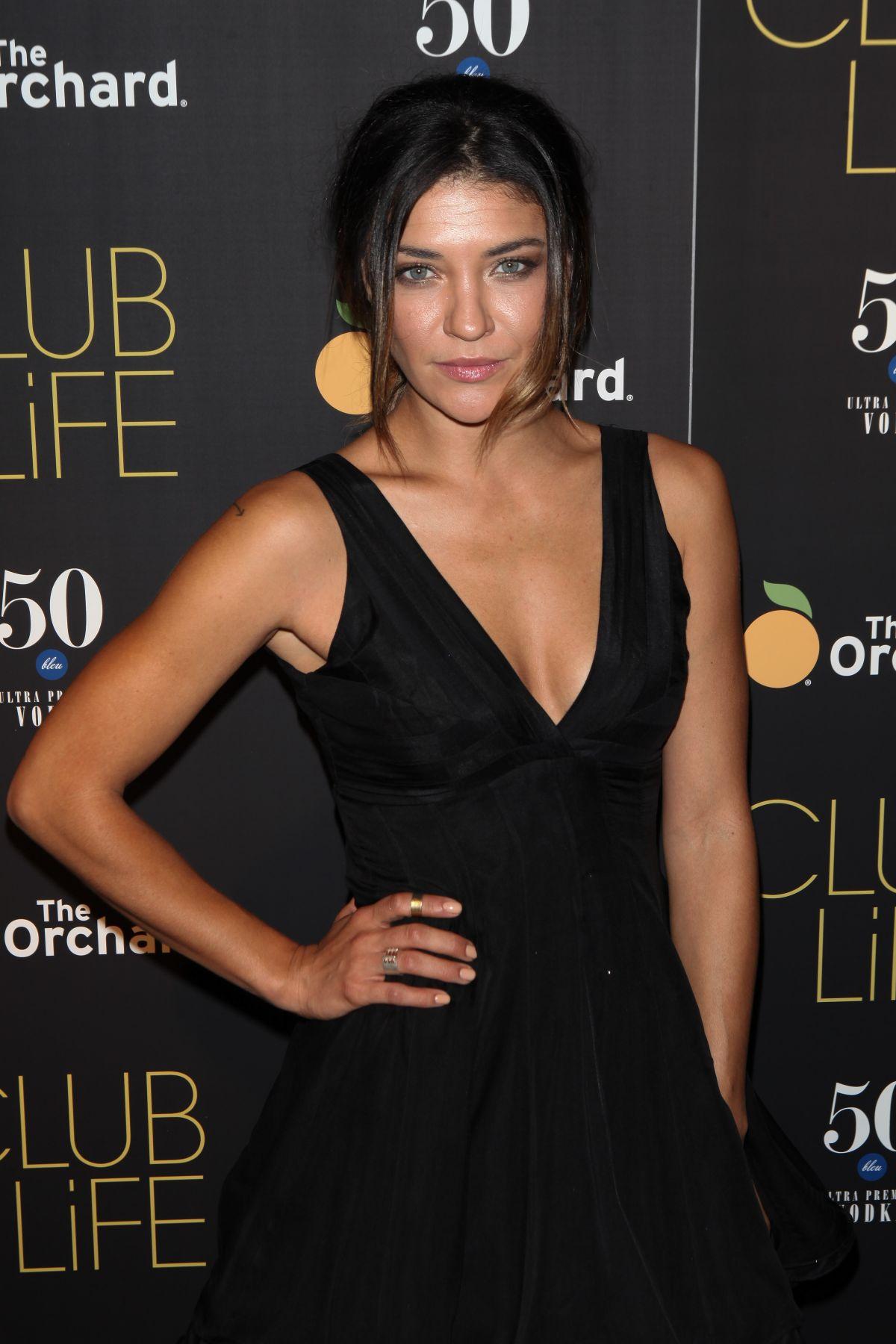 JESSICA SZOHR at Club Life Premiere in New York