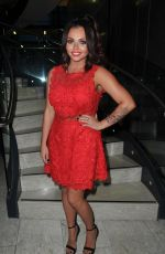 JESY NELSON at Once Upon a Smile Ball in Manchester