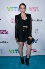 JOANNA JOJO LEVESQUE at Vity Concert Experience and Launch Party in Hollywood