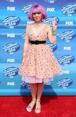 JOEY COOK at American Idol XIV Grand Finale in Hollywood