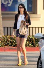 JORDANA BREWSTER in Shorts Out in Malibu 05/23/2015