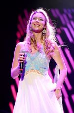 JOSS STONE Performs at Rock in Rio USA in Las Vegas