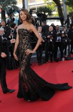 JOURDAN DUNN at The Little Prince Premiere at Cannes Film Festival