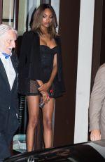 JOURDAN DUNN Leves Hotel Martinez in Cannes 05/21/2015