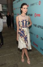 JULIA GOLDANI TELLES at The Affair Screening in Beverly Hills