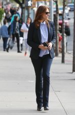 JULIA ROBERTS Out and About in New York 05/01/2015