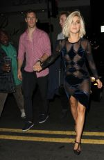 JULIANNE HOUGH Arrives at Dancing with the Stars Finale After Party in Hollywood