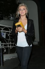 JULIANNE HOUGH Arrives at Madeos Restaurant in Los Angeles 05/12/2015