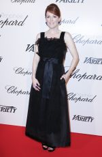JULIANNE MOORE at Chopard Trophy Party in Cannes