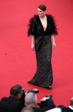 JULIANNE MOORE at La Tete Haute Premiere at 2015 Cannes Film Festival