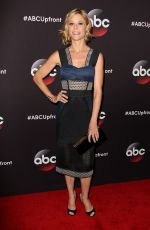 JULIE BOWEN at 2015 ABC Upfront in New York