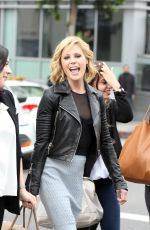 JULIE BOWEN Out and About in Hollywood 05/07/2015