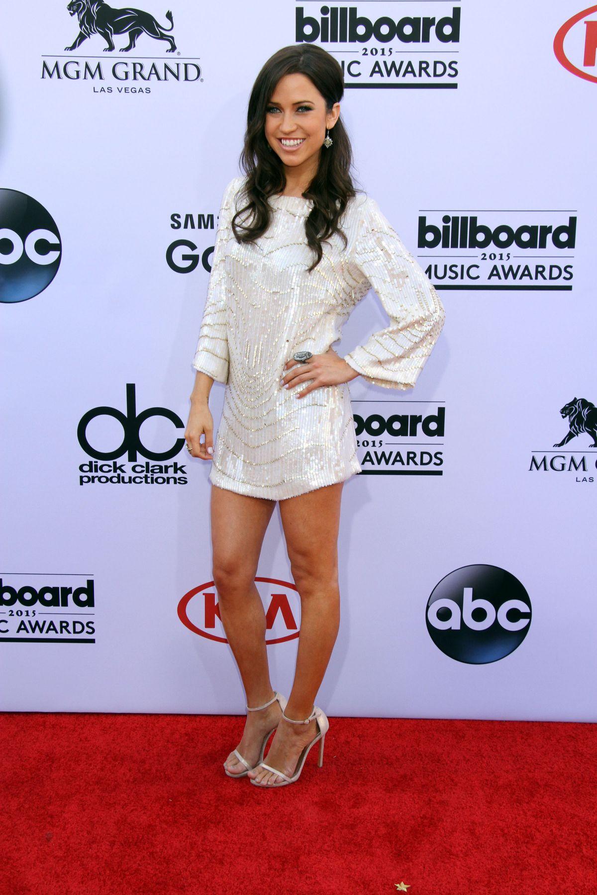 KAITLYN BRISTOWE at 2015 Billboard Music Awards in Las Vegas