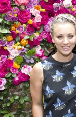KALEY CUOCO at Colourpop Cosmetics 1st Birthday Luncheon in West Hollywood