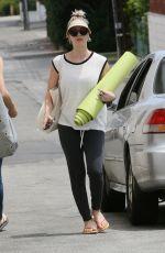 KALEY CUOCO at Yoga Class in Sherman Oaks 05/11/2015