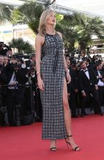 KARLIE KLOSS at Youth Premiere at Cannes Film Festival