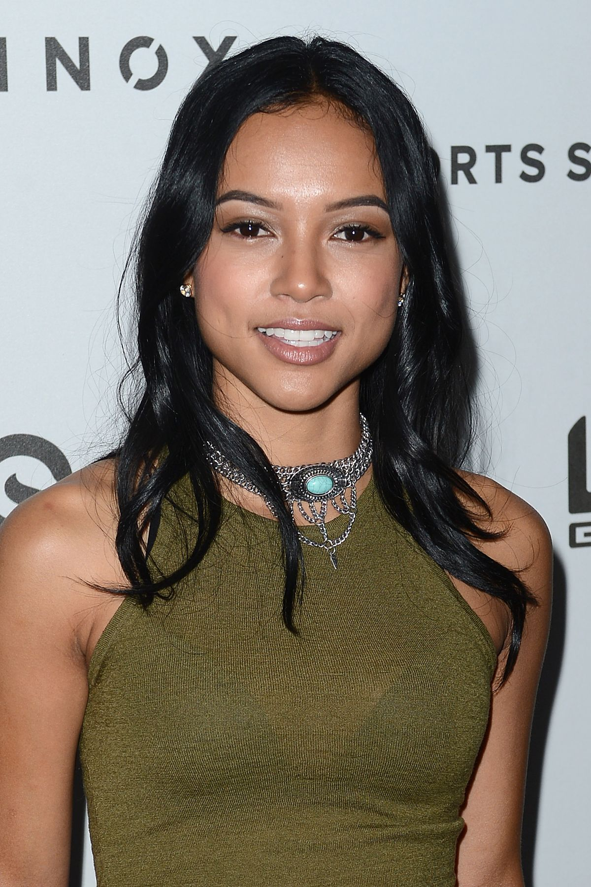 KARREUCHE TRAN at Celebrity Basketball Spectacular in Los Angeles