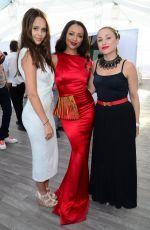 KAT GRAHAM at Nylon Muze Magazine Party in Cannes