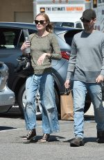 KATE BOSWORTH in Jeand Out and About in West Hollywood 05/12/2015