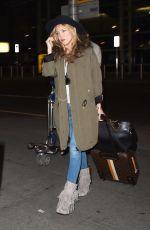 KATE HUDSON at JFK Airport in New York 05/01/2015
