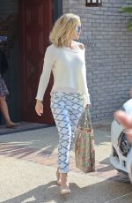 KATE HUDSON at Joel Silvers Memorial Day Party in Los Angeles