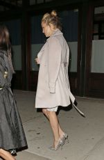 KATE HUDSON Night Out in New York 05/02/2015