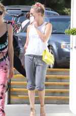 KATE HUDSON Out and About in Malibu 05/24/2015