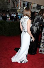 KATE MARA at MET Gala 2015 in New York