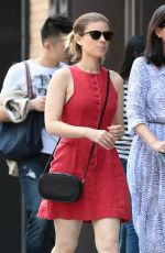 KATE MARA Out in New York 05/04/2015