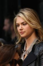 KATE UPTON on the Set of The Layover in Vancouver 05/22/2015