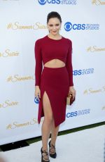 KATHARINE MCPHEE at 2015 CBS Summer Soiree in West Hollywood