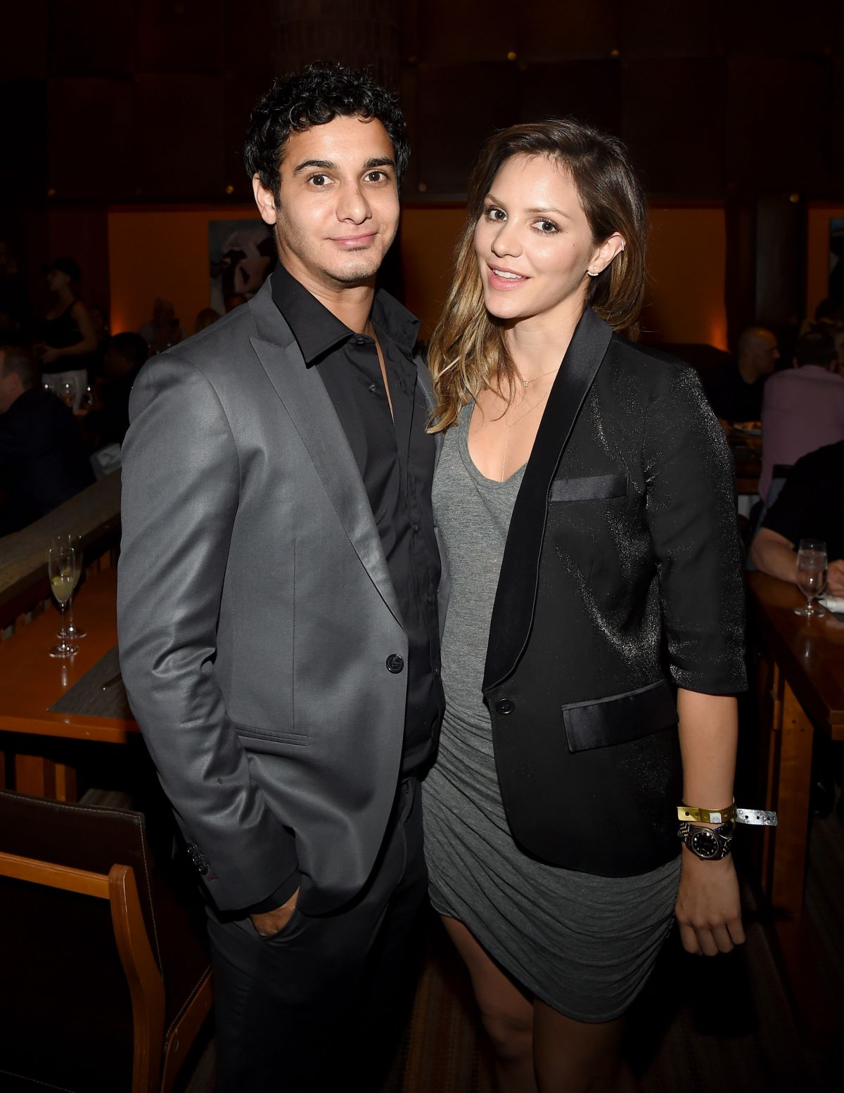 KATHARINE MCPHEE at Showtime VIP Post-fight Dinner for Mayweather vs Pacquiao