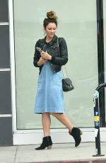 KATHARINE MCPHEE Out for Lunch in West Hollywood 05/05/2015