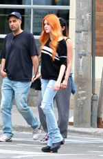 KATHERINE MCNAMRA Out and About in Toronto 05/24/2015