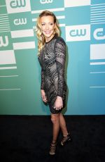 KATIE CASSIDY at CW Network's 2015 Upfront in New York