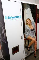 KATIE CASSIDY at SiriusXM Studios in New York 05/12/2015