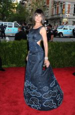 KATIE HOLMES at MET Gala 2015 in New York