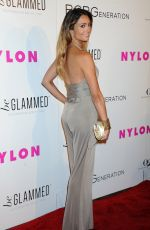 KATUE CLEARY at Nylon Young Hollywood Party in Hollywood