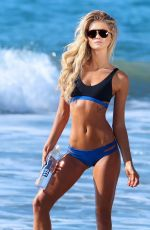 KAYLA LEWIS - 138 Water Photoshoot in Malibu 05/12/2015