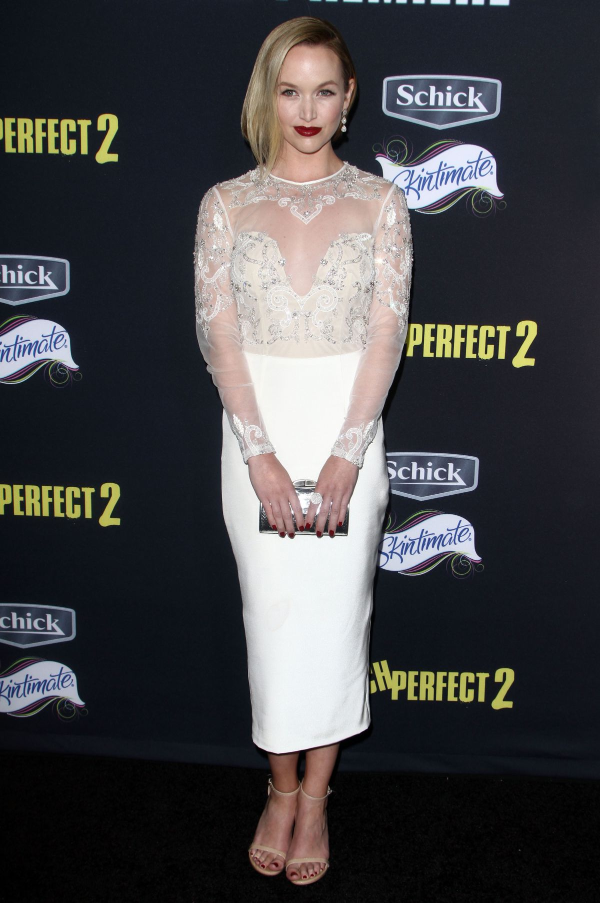 Kelley Jakle At Pitch Perfect 2 Premiere In Los Angeles