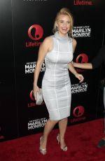 KELLI GARNER at Tthe Secret Life of Marilyn Monroe Screening in Los Angeles