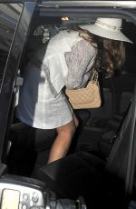 KELLY BROOK Arrives at Airport in Nice