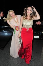 KELLY BROOK at Soiree Chopard Gold Party in Cannes