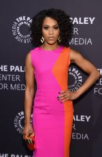 KELLY MCCREARY at a Tribute to African-american Achievements in Television in New York