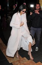 KENDALL JENNER Arrives at Her Hotel in Cannes 05/19/2015