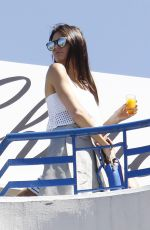 KENDALL JENNER at Hotel Martinez in Cannes 05/20/2015