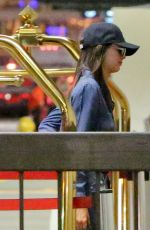 KENDALL JENNER at LAX Airport in Los Angeles 05/03/2015